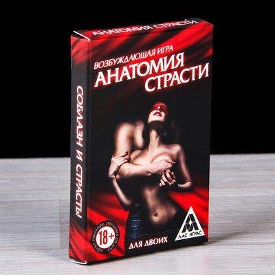 Игра Анатомия страсти