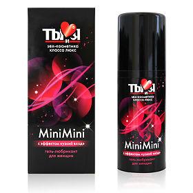Ты и Я - Гель-любрикант ''MiniMini'' для женщин 20г